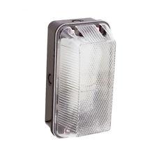 Outdoor Bulkhead Light 100 Watt Poly. Anti-Vandal - Ansell A100POLY