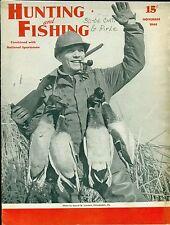 Hunting and Fishing--Nov. 1944-----319