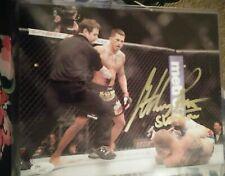 Anthony *SHOWTIME* Pettis Signed UFC 8x10 Photo JSA COA Auto In Yellow Sharpy