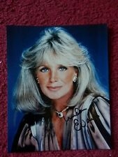 LINDA EVANS 'DYNASTY' ACTRESS  AUTOGRAPHED PHOTO