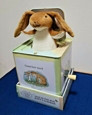 Nib Nutbrown Hare Jack In A Box - Guess How Much I Love You Upc 081787962576