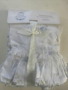 Simply Shabby Chic Tablecloth Oblong 60 X 84 Inch New