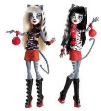 2012 Monster High Meowlody Purrsephone Werecat Twin Sisters VHTF in Hand