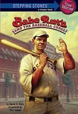 Babe Ruth and the Baseball Curse (A Stepping Stone Book(Tm)-ExLibrary