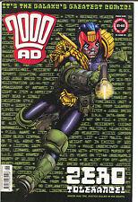 2000AD 2000 AD Prog 1246 June 13 2001 FN Judge Dredd ABC Warriors