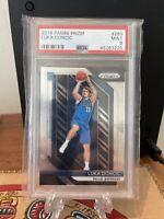 Panini Prizm #280 NBA Dallas Mavericks Luka Doncic Basketball Trading Card