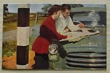 FORD ANGLIA & DE LUXE Sales Brochure 1956-57 #A7679/856