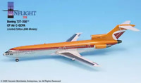 Inflight IF722001 CP Air Boeing 727-200 C-GCPA Diecast 1/200 Jet Model Airplane