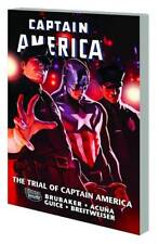 CAPTAIN AMERICA TRIAL OF CAPTAIN AMERICA TP  PAPERBACK SALE! RETAIL $19.99