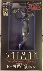 """Harley Quinn Batman The Animated Series Femme Fatales """"Almost Got IM"""" New Statue"""