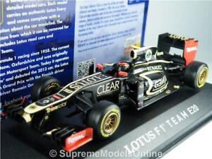 LOTUS F1 ROMAIN GROSJEAN MODEL CAR 1/43RD 2012 FORMULA ONE CORGI TYPE Y0675J^*^