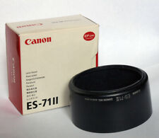 GENUINE Canon ES-71II Lens Hood For EF 50 f/1.4 Japan BOXED