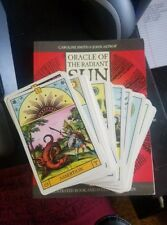 Oracle of the Radiant Sun Deck and Book Complete Set - OOP / HTF / RARE