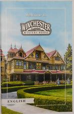 San Jose,Ca. - Winchester Mystery House English Transcript