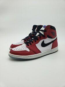 Nike Air Jordan 1 Retro High OG Spider Origin Story 555088-602 Size 11