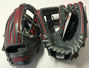 """Wilson A2000 November 2020 Glove Of The Month 11.5"""" Gunmetal 1716 LIMITED RARE"""