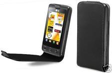 LG KP500 KP501 KP550 Cookie  Housse Etui Slim 100% Cuir