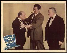 GENTLEMAN JOE PALOOKA -1946 -Orig 11X14 Lobby Card A - BOXING - JOE KIRKWOOD JR.