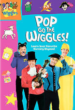 THE WIGGLES Pop Go the Wiggles DVD Children's Educational Series TV Program Nice