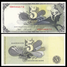 Germany Federal Republic 5 Mark, 1948, P-13, UNC-