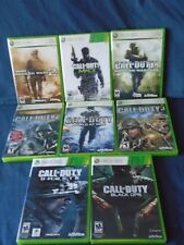 X-Box 360 Call of Duty 8 Game Lot Used Game Activision Modern Warfare