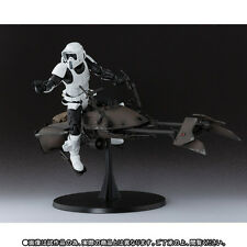 Bandai S.H.Figuarts Star Wars Scout Trooper & Speeder Bike Japan version