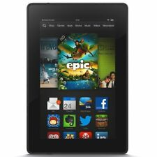 "Amazon Kindle Fire HD7 SQ46CW 7"" 8GB Wi-Fi Tablet Black"