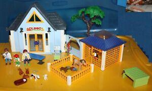 Playmobil Clinique vétérinaire 4343