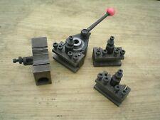 Multifix tipo AA Strumento POST Strumento titolari Engineering Tools Tornio Myford