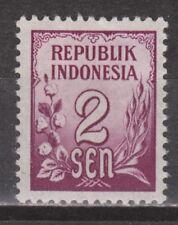 Indonesia 73 MNH PF Cijfer 1951 : NU VEEL MEER INDONESIE