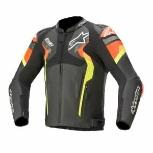 5% OFF Alpinestars Atem v4 Motorbike Premium Leather Sports Race Jacket