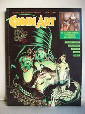 Comic Art rivista nr 55 - maggio 1989 - Editrice Comic Art