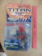 Titan A. E. Space Walker Suit & Cale Action Figure Hasbro 20th Century 2000