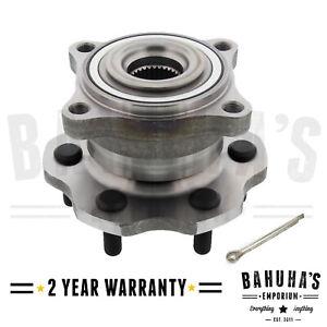 For Nissan Pathfinder Mk3 R51 2005-2013 Rear Hub Wheel Bearing