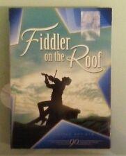 topol  FIDDLER ON THE ROOF     DVD NEW    factory sealed  slipcover wear