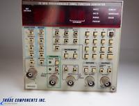 TEKTRONIX FG 5010 PROGRAMMABLE 20MHZ FUNCTION GENERATOR