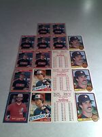 *****Bert Roberge*****  Lot of 50 cards.....10 DIFFERENT
