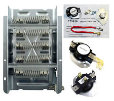 8565582 3977393 3977767 3387134 279816 Whirlpool Kenmore Heater and Thermostats