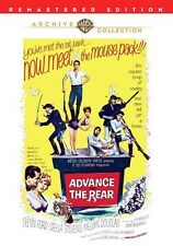 Advance to the Rear 1964 (DVD) Glenn Ford, Stella Stevens, Melvyn Douglas - New!