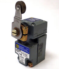 SQUARE D 9007C525B2 LIMIT SWITCH SER A TYPE B ROTARY LEVER 600V 10A SPDT TESTED
