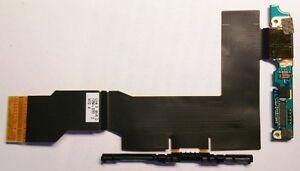 GENUINE SONY ERICSSON XPERIA S LT26i VOLUME + MAIN BOARD MOTHERBOARD FLEX CABLE