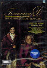 Tenacious D - The Complete Master Works | 2-DVD-Set NEU
