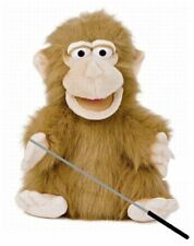 Silly Puppets Monkey Puppet Bundle 12 inch with Arm Rod