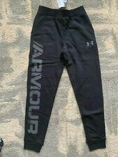Nwt Under Armour Boys Fleece Jogger Sweatpants Size S M L Xl