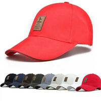 Fashion Unisex Sport Outdoor Baseball Cap Golf Snapback Hip-hop Hat Adjustable