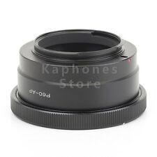 Camera Adapter For Pentacon 6 Kiev 60 Lens To Sony A77II A58 A99 A65 A57 A77 A90