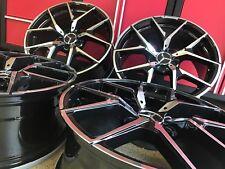 MERCEDES 2018 19 INCH SL63 NEW RIMS WHEELS  SET4 FITS SL500 SL550 SL65 SL400 AMG