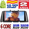 """10,25"""" ANDROID 9.0 BMW serie 7 F01 F02 NBT 6PIN (2013-2015) GPS RADIO COCHE DVD"""
