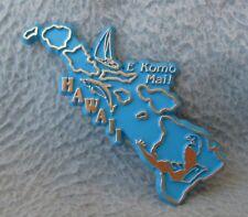 Hawaii E Komo Mai! Rubber Magnet Souvenir Travel Refrigerator