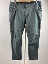 Kuhl Silencer Mens 38x32 Articulated Hiking Outdoor Pants Grey 7 Pockets Active